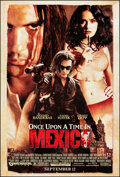 """Movie Posters:Action, Once Upon a Time in Mexico & Other Lot (Columbia, 2003). Rolled, Fine/Very Fine. One Sheets (2) (27"""" X 40"""") DS Advance. Acti... (Total: 2 Items)"""