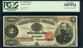 Fr. 358 $2 1891 Treasury Note PCGS Very Fine 30PPQ