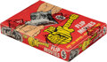 """Non-Sport Cards:Unopened Packs/Display Boxes, 1967 Topps The Monkees """"Flip Movies"""" Wax Box With 24 Packs. ..."""