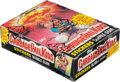 """Non-Sport Cards:Unopened Packs/Display Boxes, 1986 Topps """"Garbage Pail Kids"""" Series 5 Wax Box with 48 Unopened Packs. ..."""