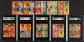 Baseball Cards:Lots, 1935 Goudey 4-in-1 Baseball Collection (24). ...