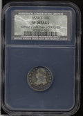 Bust Dimes: , 1824/2 10C VF20 Details, Improperly Cleaned, Obverse ...