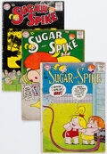 Silver Age (1956-1969):Humor, Sugar and Spike Group of 27 (DC, 1957-71).... (Total: 27 Comic Books)