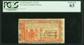 Colonial Notes:New Jersey, New Jersey March 25, 1776 £3 PCGS Choice New 63.. ...