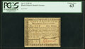 Colonial Notes:Rhode Island, Rhode Island July 2, 1780 $4 PCGS Choice New 63.. ...