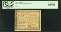 Colonial Notes:Rhode Island, Rhode Island July 2, 1780 $4 PCGS Very Choice New 64PPQ.. ...