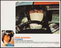 """Movie Posters:Sports, Le Mans (National General, 1971). Very Fine. Lobby Card (11"""" X 14""""). Sports.. ..."""