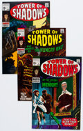 Silver Age (1956-1969):Horror, Tower of Shadows / Chamber of Darkness Group of 18 (Marvel, 1969-71) Condition: Average VF.... (Total: 18 Comic Books)