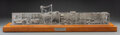 Collectible, Franklin Mint Ford Model T Assembly Line Model, 2013. Marks: FORD MODEL T ASSEMBLY LINE . 26-3/4 x 6-1/2 x 5...