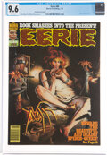 Magazines:Horror, Eerie #89 Canadian Price Variant (Warren, 1978) CGC NM+ 9.6 White pages....