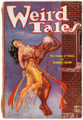Pulps:Horror, Weird Tales - August 1933 (Popular Fiction) Condition: VG-....