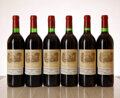 Chateau Lafite Rothschild 1982 Pauillac 4lcc, 3sdc, Reconditioned at Chateau in 1994, owc Bottle (12)