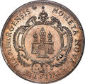 German States:Hamburg, German States: Hamburg. Free City Taler 1694-IR MS61 NGC,...