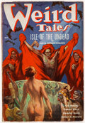Pulps:Horror, Weird Tales - October 1936 (Popular Fiction) Condition: FN-....