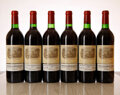 Chateau Lafite Rothschild 1982 Pauillac 1nl, 5lcc, Reconditioned at Chateau in 1994, owc Bottle (12)