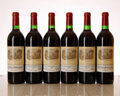 Red Bordeaux, Chateau Lafite Rothschild 1982 . Pauillac . 7lcc, 3nc, 3sdc, 2spc, 8ssos, 1 capsule cut to inspect cork, Reconditioned a... (Total: 12 Btls. )
