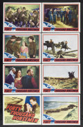 """Movie Posters:Adventure, Forty Thousand Horsemen (Universal, 1941). Lobby Card Set of 8 (11""""X 14""""). Adventure. Starring Grant Taylor, Betty Bryant, ... (Total:8 Items)"""