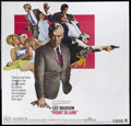 "Movie Posters:Crime, Point Blank (MGM, 1967). Six Sheet (81"" X 81""). Crime...."