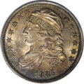 Bust Dimes: , 1833 10C Last 3 High MS64 PCGS. JR-5, R.1. A popular Guide Book variety with the final 3 entered too high, as well as t...