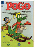 Golden Age (1938-1955):Funny Animal, Pogo Possum #15 (Dell, 1954) Condition: FN/VF....