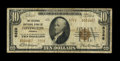 National Bank Notes:Virginia, Covington, VA - $10 1929 Ty. 2 The Citizens NB Ch. # 5326. ...