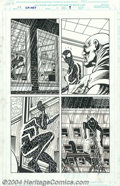 Original Comic Art:Panel Pages, Jackson Guice and John Stanisci - Original Art for Universe XSpidey, page 9 (Marvel, 2001). In Universe X, the new Spidey i...