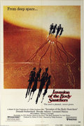 "Movie Posters:Horror, Invasion of the Body Snatchers (United Artists, 1978). One Sheet (27"" X 41""). Donald Sutherland starred in this well crafted..."