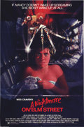 """Movie Posters:Horror, NIghtmare on Elm ST. (New Line Cinema, 1984). One Sheet (27"""" X 41""""). The first installment in a long line from the Freddy Kr..."""