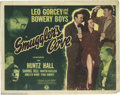 "Movie Posters:Comedy, Smuggler's Cove (Monogram, 1948). Lobby Card Set (8) (11"" X 14"").Leo Gorcey stars along with Huntz Hall and the Bowery Boys..."