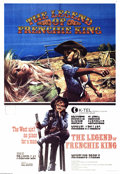 "Movie Posters:Western, Legend of Frenchie King (K-Tel, 1973). One Sheet (27"" X 41""). 70'ssirens Claudia Cardinale and Brigitte Bardot star in this..."