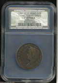 Colonials: , 1787 COPPER Connecticut Copper, Draped Bust Left--Double ...