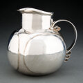 Silver & Vertu, A William Spratling Silver Sangria Pitcher, Taxco, Mexico, mid-20th century. Marks: WS SPRATLING, MADE IN MEXICO, STERLING...