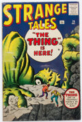 Silver Age (1956-1969):Horror, Strange Tales #79 (Marvel, 1960) Condition: VG....