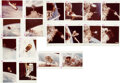 Explorers:Space Exploration, Space Shuttle Discovery (STS-51-A): Collection of Twenty-nine Different NASA Modern Red Number Color Photos Di...