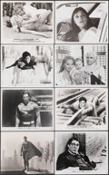 """Movie Posters:Action, Superman the Movie (Warner Bros., 1978). Very Fine-. Photos (20) (8"""" X 10""""). Action . ... (Total: 20 Items)"""