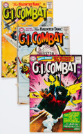 Silver Age (1956-1969):War, G.I. Combat Group of 42 (DC, 1963-71) Condition: Average VG-.... (Total: 42 )