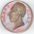 Henry Clay: High-Relief Medal