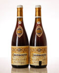 Red Burgundy, Chambertin 1985 . A. Rousseau . 1tl. Bottle (2). ... (Total: 2 Btls. )
