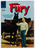 Silver Age (1956-1969):Western, Four Color #1133 Fury (Dell, 1960) Condition: NM....