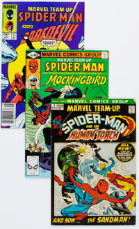 Marvel Team-Up #1-150 Complete Run Group of 157 (Marvel, 1972-85) Condition: Average FN+.... (Total: 157 )