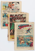 Golden Age (1938-1955):Miscellaneous, Golden Age Comics Group of 32 (Various Publishers, 1940s-50s) Condition: Incomplete.... (Total: 32 Comic Books)