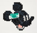 Prints & Multiples, Vernon Fisher (American, b. 1943). Mickey Mouse, Scenes From the American West, 1990. Lithograph in colors on paper. 36 ...