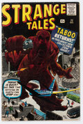 Silver Age (1956-1969):Horror, Strange Tales #77 (Marvel, 1960) Condition: VG-....