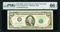 Small Size:Federal Reserve Notes, Fr. 2173-B $100 1990 Federal Reserve Note. PMG Gem Uncirculated 66 EPQ.. ...