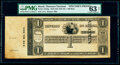 World Currency, Brazil Imperio do Brasil, Thesouro Nacional Group of 3 Graded Examples.. ... (Total: 3 notes)