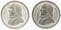 Political:Tokens & Medals, Horace Greeley: Pair of Medals.... (Total: 2 Items)