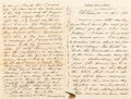 Autographs:Military Figures, General Mansfield Lovell Autograph Letter Signed with Capture of New Orleans Content. ...