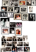 Music Memorabilia:Photos, Trini Lopez Pictures With Various People Including Bobby Darin, Frank Sinatra, Soupy Sales, and Others (36)....