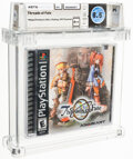 Video Games:Playstation, Threads of Fate - Wata 8.5 A++ Sealed [Sony Security Label...