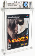Video Games:Playstation, Devil May Cry 2 (NFR) - Wata 9.8 A+ Sealed [Anniversary Collection], PS2 Capcom 2003 USA. ...